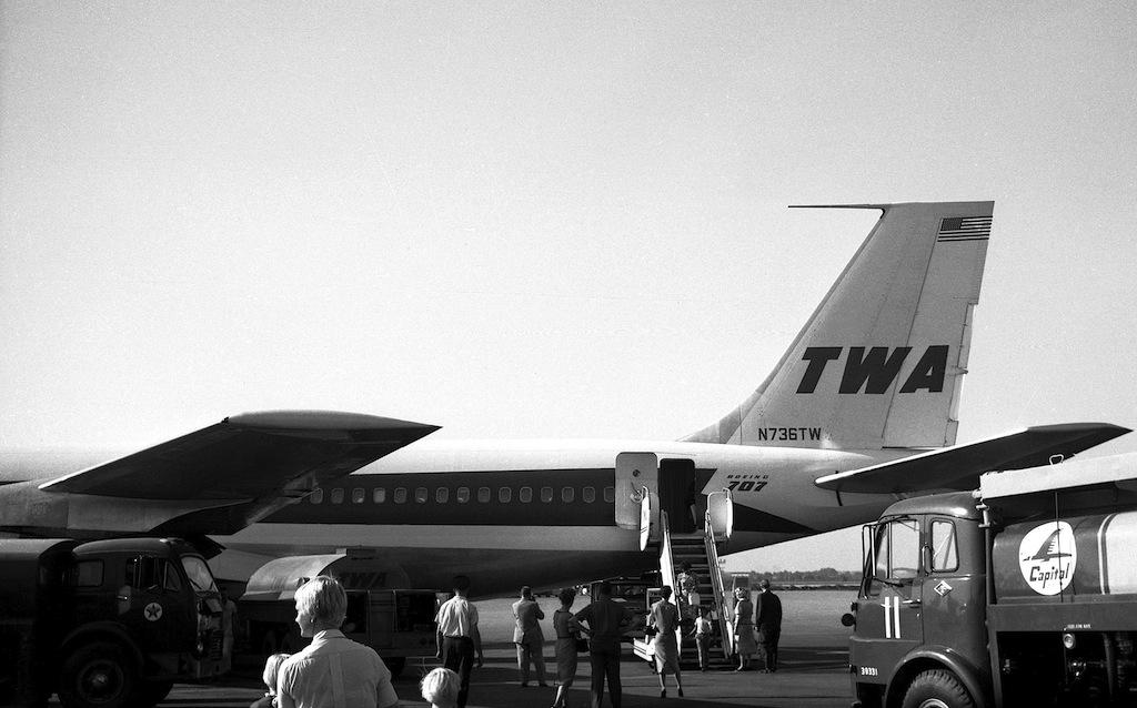 TWA 707