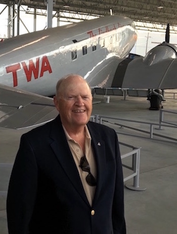 Me and the DC-2