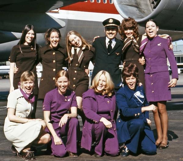 uniform klm flight academy