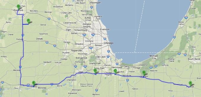 Dave's Bikes Joliet Il Rockford Illinois