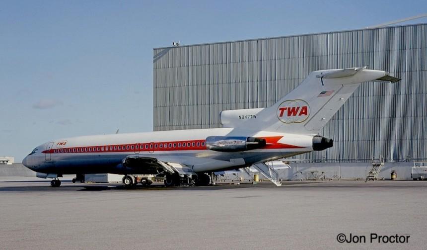 116 727-31 N847TW LAX 05-1967