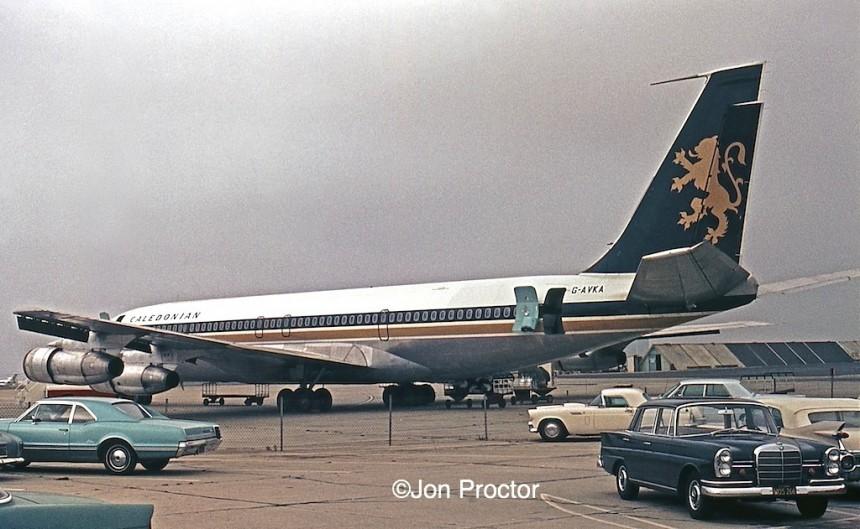 120 707-399C G-AVKA LAX 06-04-68 Bob Proctor