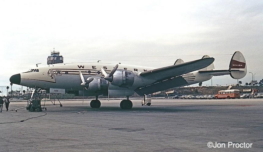 122 L-749A N6022C LAX 3:68 Bob Proctor