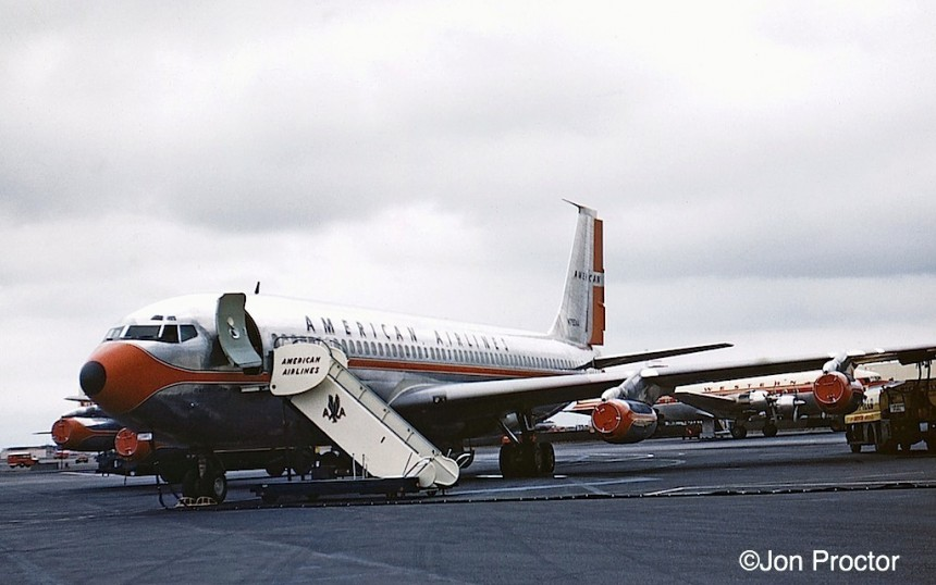 15 707-123 N7504A LAX 1959 Bob Proctor
