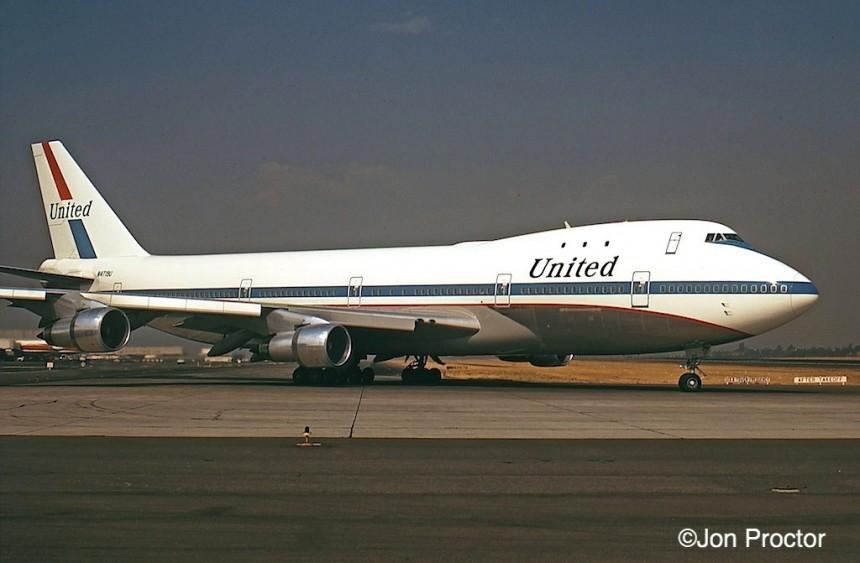 151 747-122 N4719U LAX 8:71 Bob Proctor