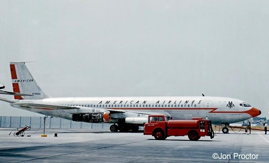16 707-123 N7502A LAX 1959 Bob Proctor