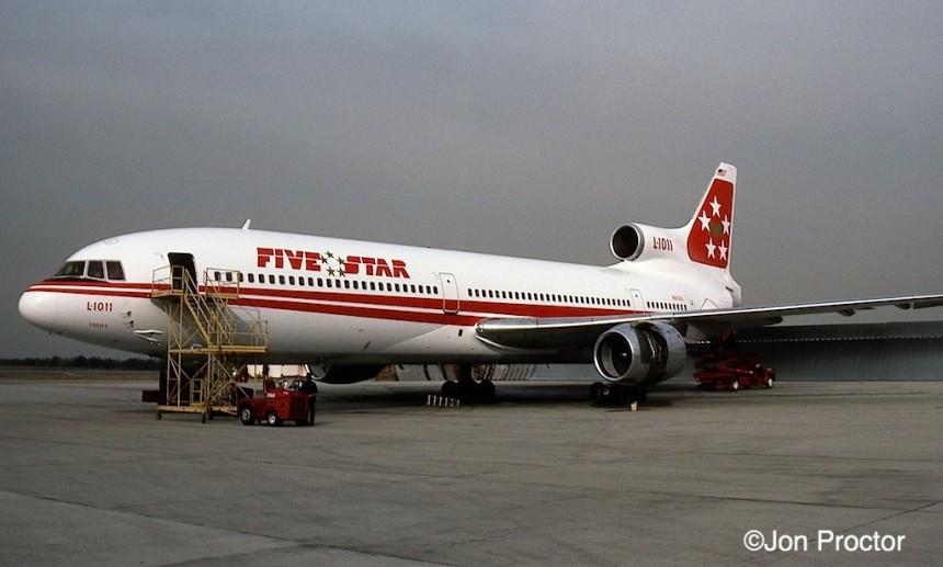 175 L-1011-N31001-Five-Star