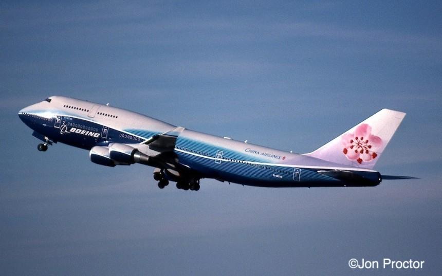 190 747-409 B-18210 LAX 11:05-H