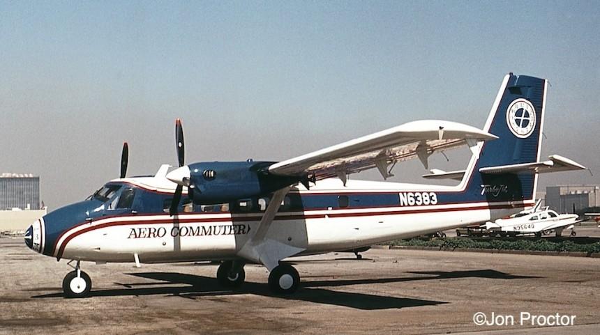 207 DHC-6-200 N6383 LGB 3:68-7317011
