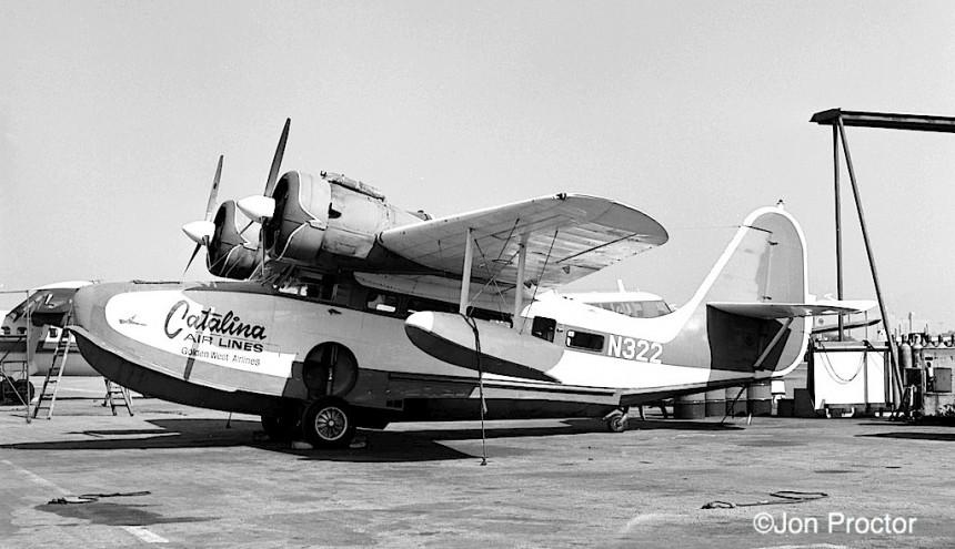 210 G-21A-Goose-N322-LGB-1973