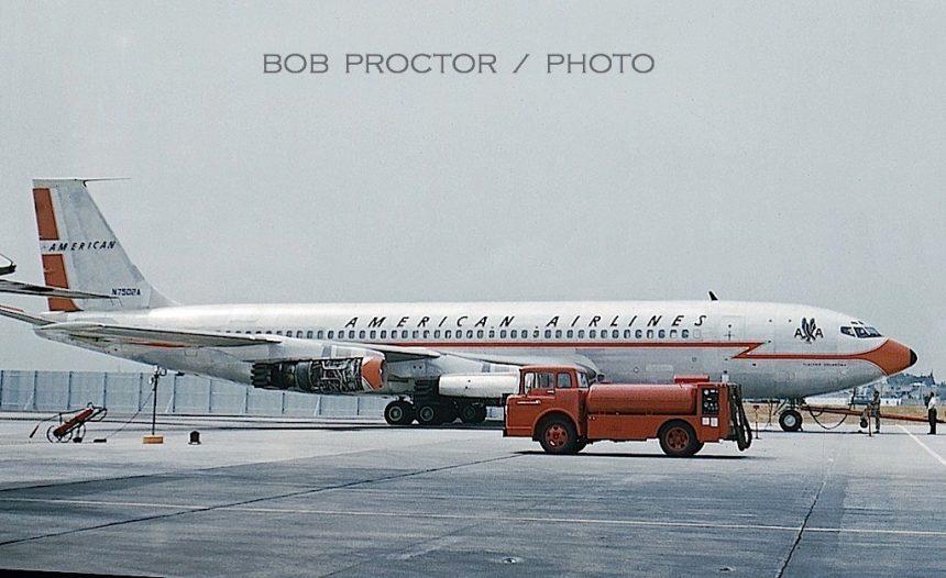 707-123-N7502A-LAX-1959 Bob Proctor