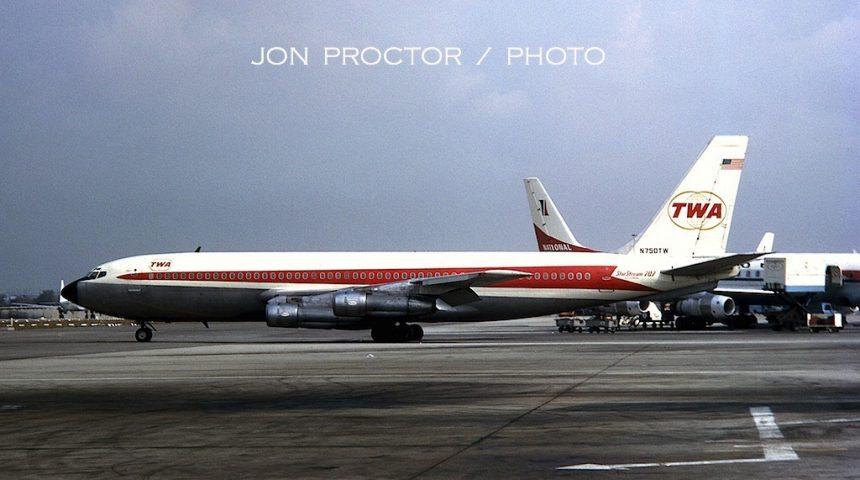 707-131B N750TW LAX 3:66