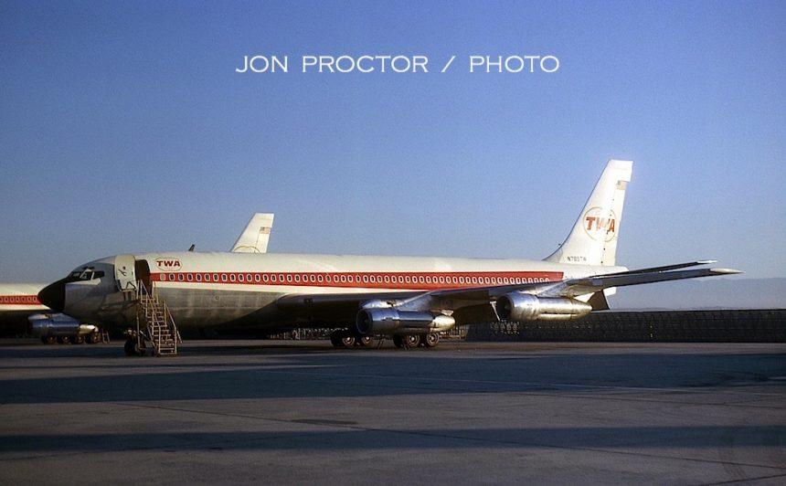 707-131B N785TW LAX 11:64