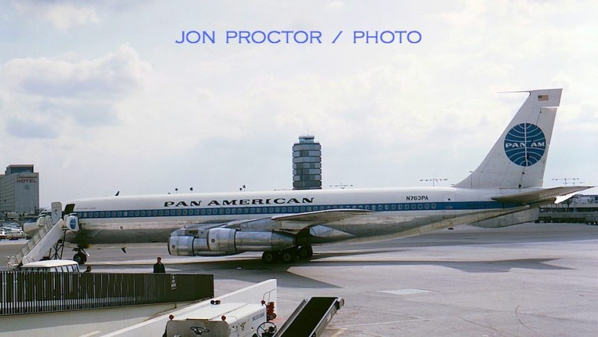 707-321B N763PA LAX 2:25:64