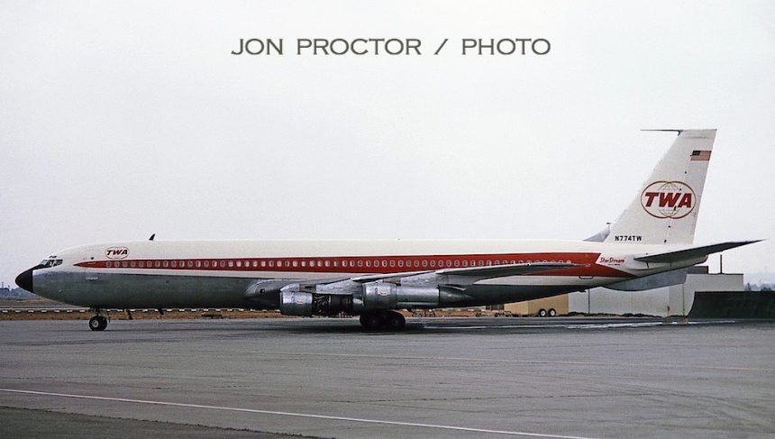 707-331B N774TW LAX 6:64