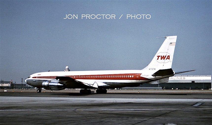 707-331B N776TW LAX 8:21:64