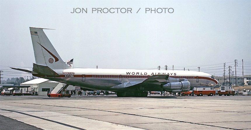 707-373C N372WA LAX 5:67
