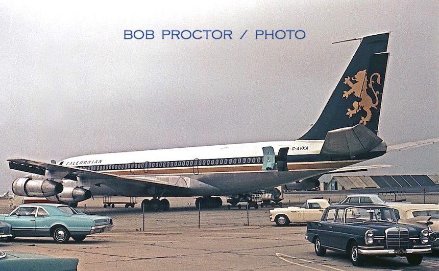 707-399C G-AVKA LAX 06-04-68 Bob Proctor