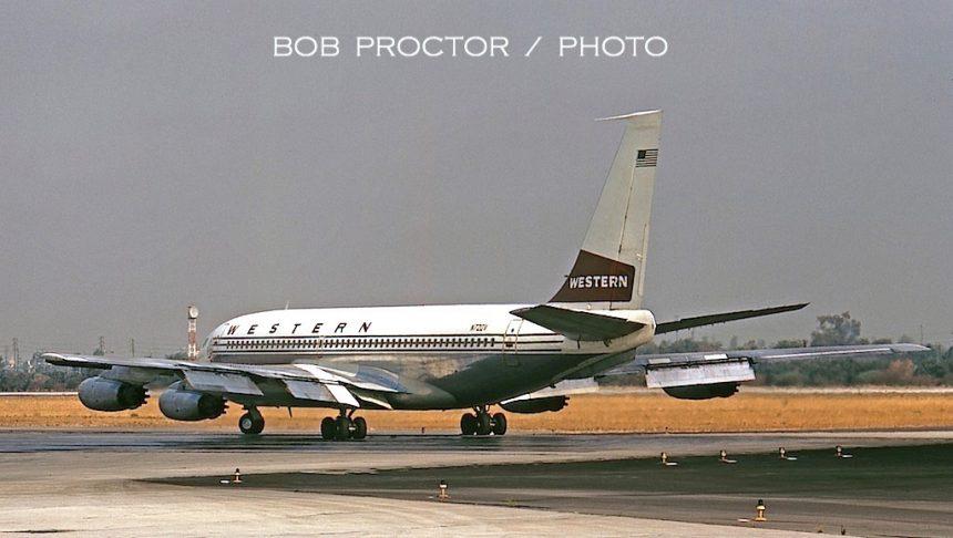 720-062 N720V LAX 7:71 Bob Proctor