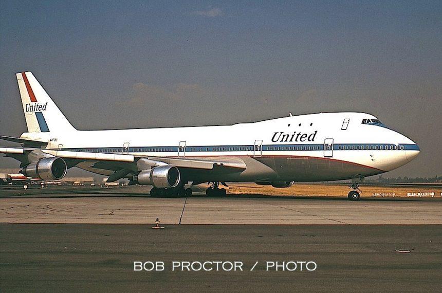 747-122 N4719U LAX 8:71 Bob Proctor