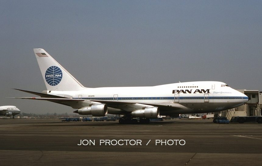 747SP-21 N532PA LAX 7:76-2