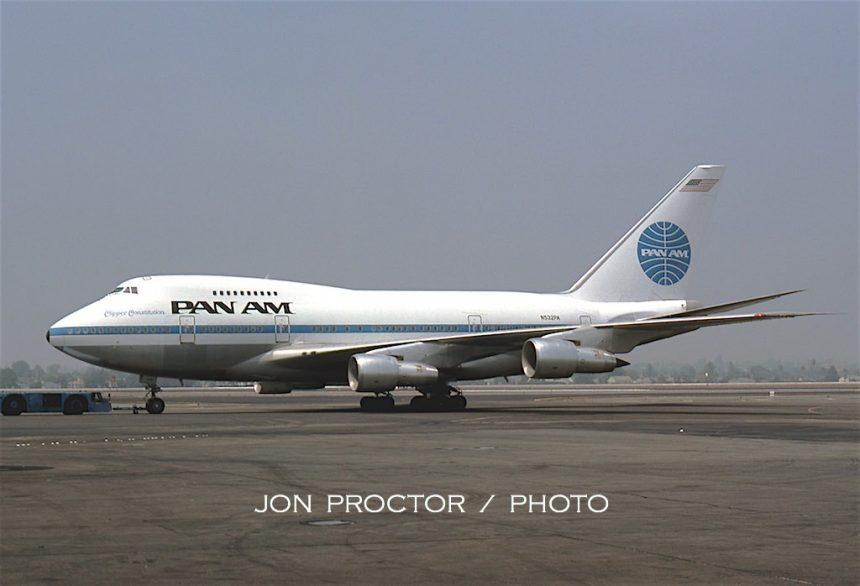 747SP-21 N532PA LAX 7:76