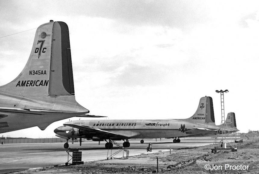 8 DC-7BF N345:335:387AA LAX 12:28:59