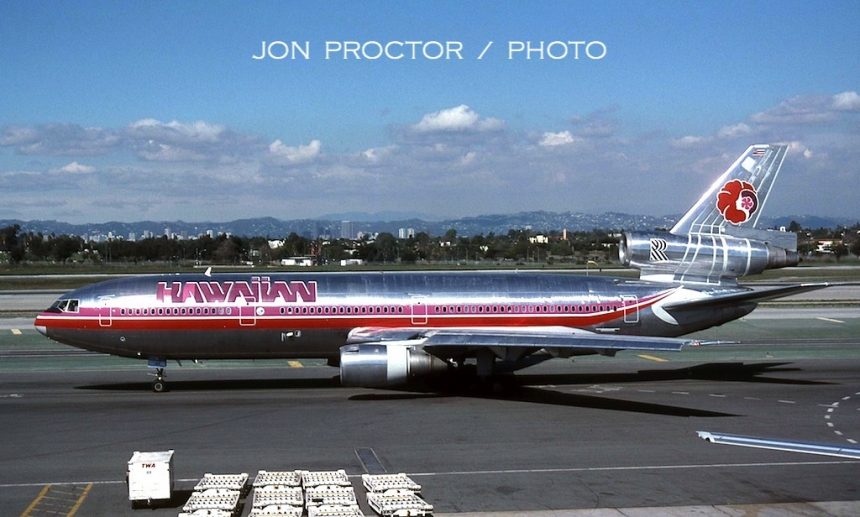 DC-10-30 N140AA LAX 2:17:00