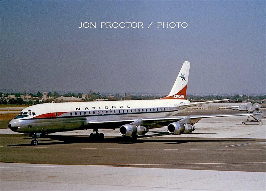 DC-8-51 N875C LAX 8:28:63-2
