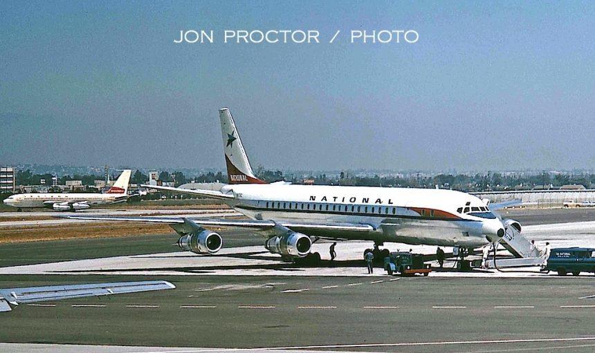 DC-8-51 N875C LAX 8:28:63