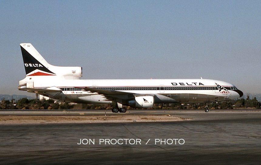 L-1011 DL N711DA LAX 1:22:76