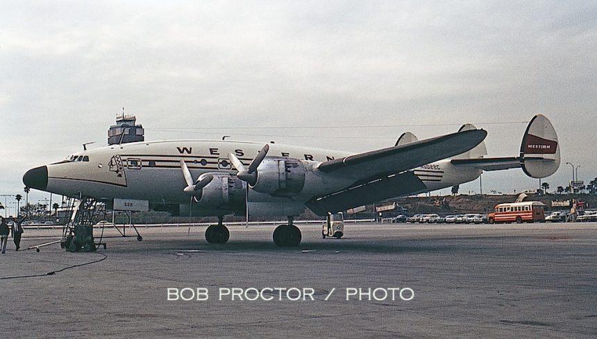 L-749A N6022C LAX 3:68 Bob Proctor-6994448