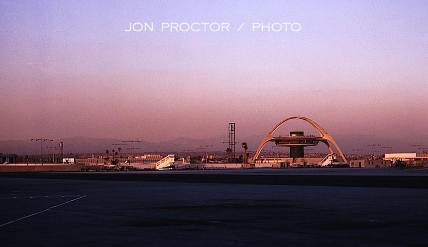LAX 12-26-62 Sunset
