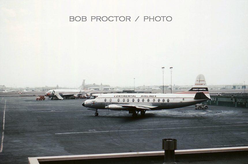 Viscount 812 N250V LAX 1959 Bob Proctor-6984502
