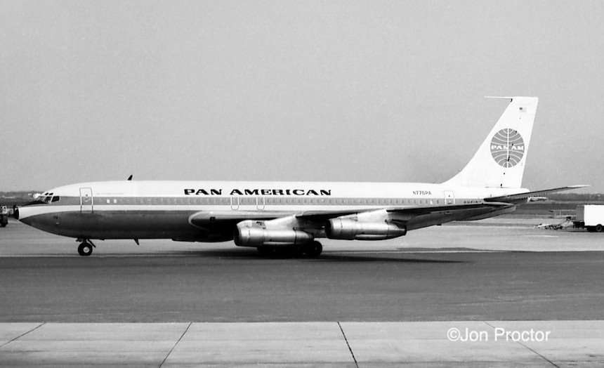707-139B N778PA JFK Peter Black