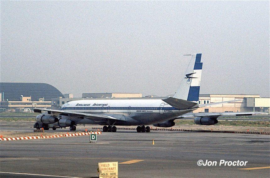707-372C N739AL JFK 09-04-1971 JP