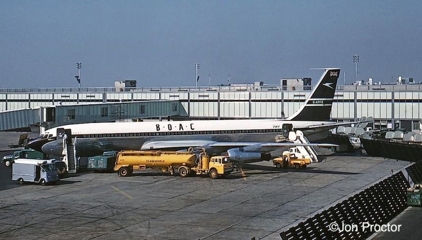 707-436 G-APFD IDL 6:61 Bob Proctor