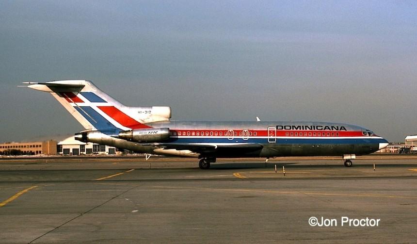727-173C HI-312 JFK 2:10:85
