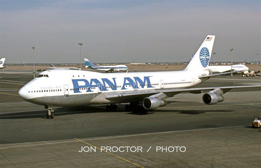 747-121 N740PA JFK 3:1:86-H