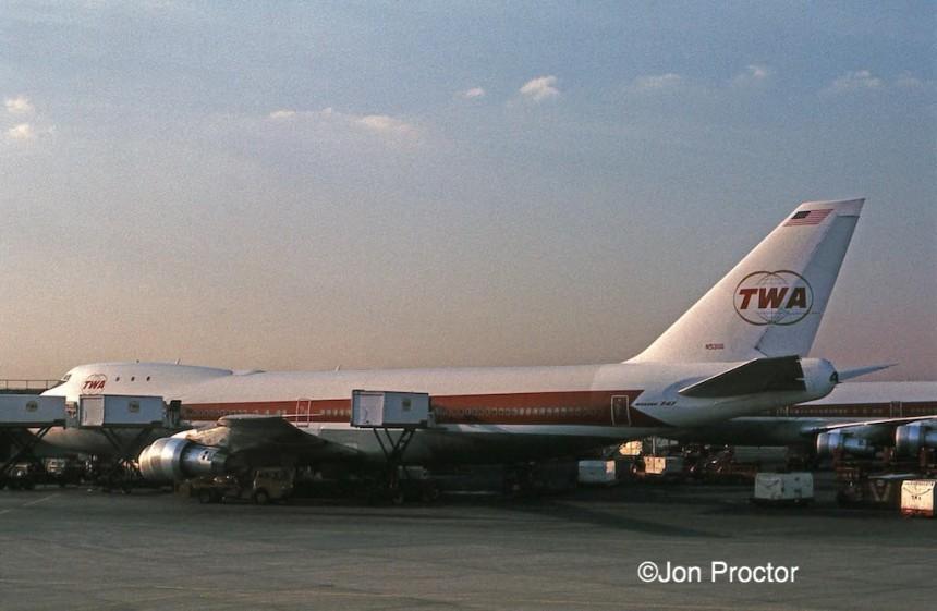 747-131 N53116 JFK 1971