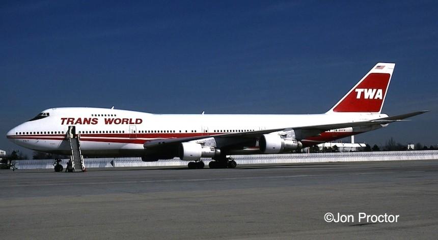 747-284B N305TW JFK 3:1:86