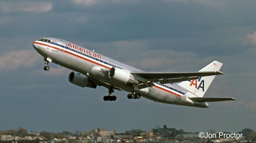 767-223 N308AA LGA-H 12:1:84