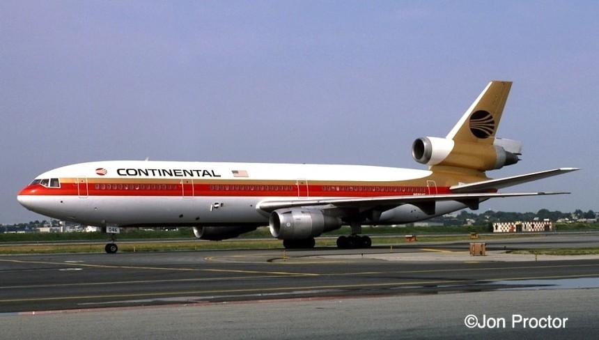 DC-10-10 N68046 LGA 7:6:84