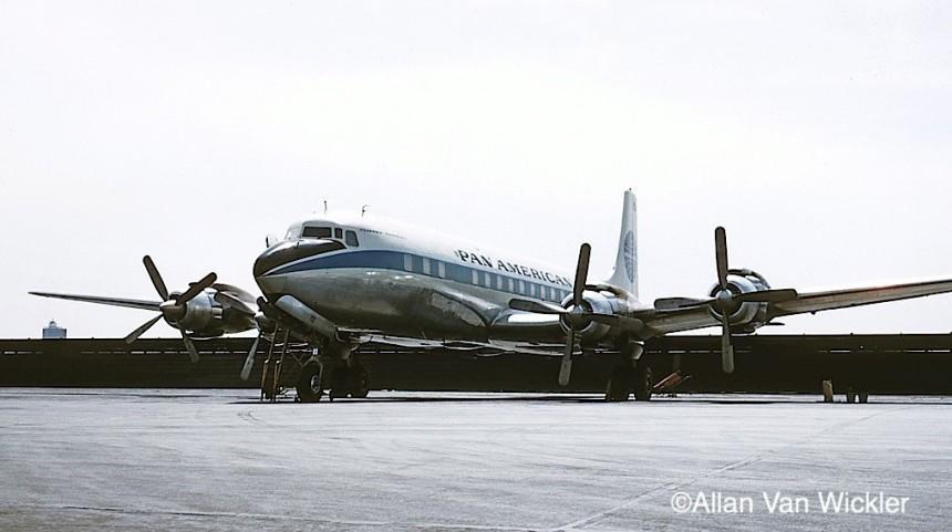 DC-7C N752PA IDL 4:58