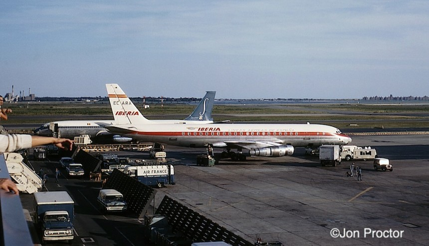 DC-8-52 EC-ARA IB JFK 6:65 WO