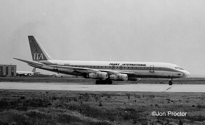 DC-8-55JT N3325T JFK Peter Black