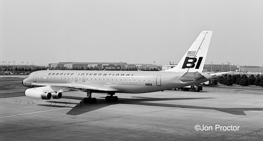 DC-8-62 N1805 JFK Peter Black