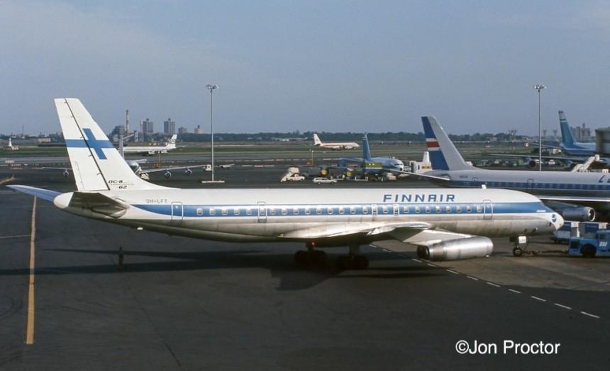 DC-8-62 OH-LFT 05-29-1972