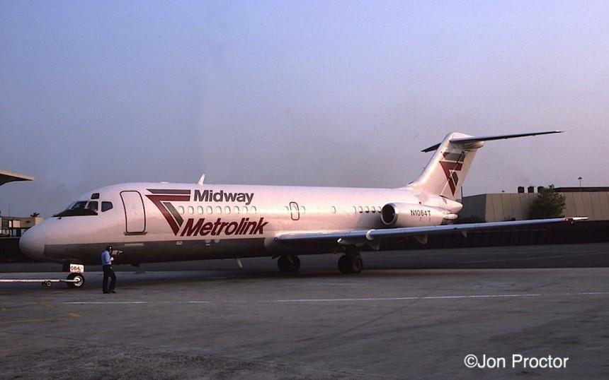 DC-9-15 N1064T EWR 5:84