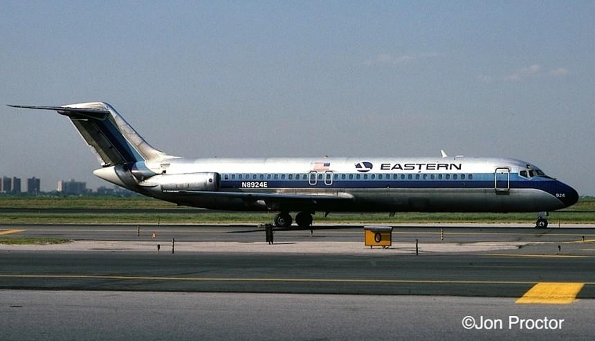 DC-9-31 N8924E LGA 6:12:84